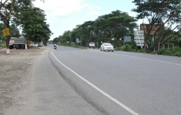 শেরপুর-ময়মনসিংহ আঞ্চলিক মহাসড়কটি ফোরলেনের করা হচ্ছে