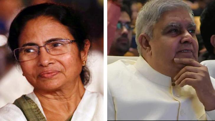 মমতা আমাকে 'তু চিজ বড়ি হ্যায় মস্ত মস্ত' বলেছেন: পশ্চিমবঙ্গ রাজ্যপাল