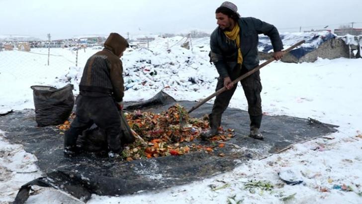 আফগানিস্তানজুড়ে শৈত্যপ্রবাহ, একদিনেই ১৭ জনের মৃত্যু