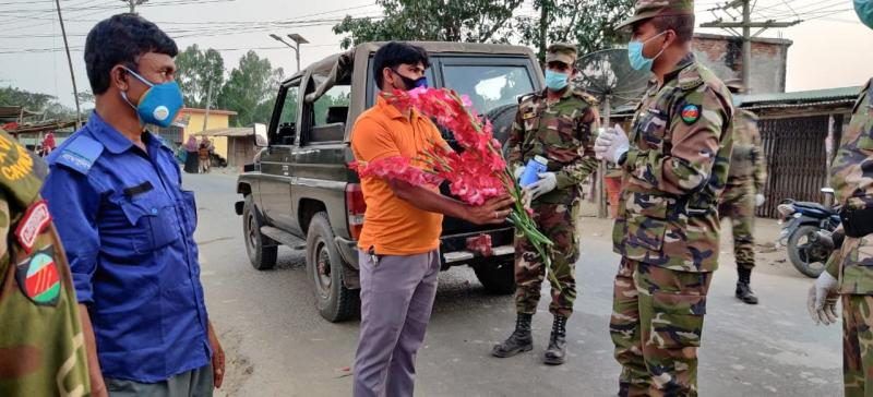 কোয়ারেন্টিন নিশ্চিতে বিদেশ ফেরতদের সেনাবাহিনীর ফোন