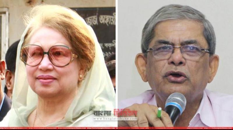 খালেদা জিয়া হোম কোয়ারেন্টিনেই থাকবেন: মির্জা ফখরুল