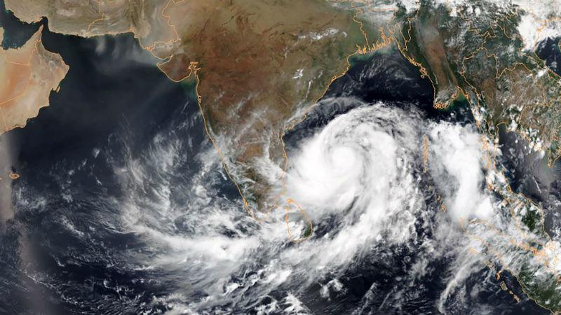 মঙ্গলবার বাংলাদেশের সীমানায় প্রবেশ করবে ঘূর্ণিঝড় আম্ফান