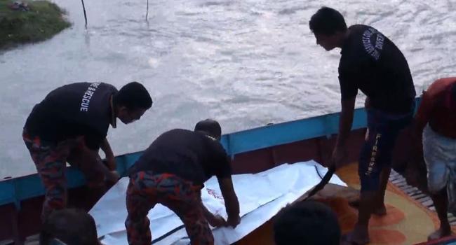 গাজীপুরে নদীতে নিখোঁজের ৩০ ঘণ্টা পর স্কুলছাত্রের লাশ উদ্ধার