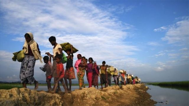 মিয়ানমারের কূটনীতিককে কড়া জবাব দিল বাংলাদেশ