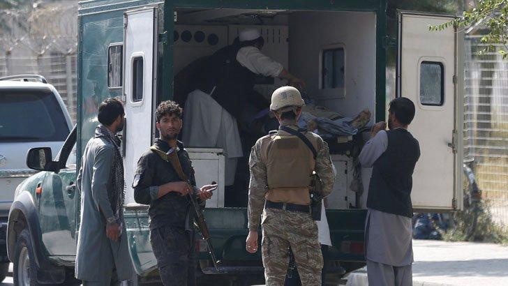 আফগানিস্তানে ভয়াবহ বিস্ফোরণে ১০ সেনা সদস্যসহ নিহত ১৩