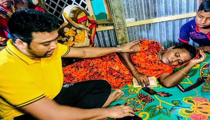 ফেসবুকে পোস্ট দিয়ে আত্মহত্যা করা সেই ছাত্রলীগ কর্মীর পরিবারের পাশে রাব্বানীরা