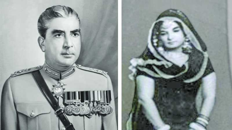 ইয়াহিয়া খানের জেনারেল রানী