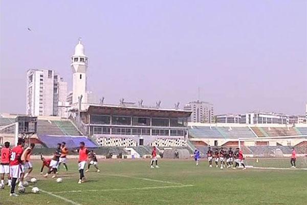 ত্রিদেশীয় টুর্নামেন্ট খেলতে নেপাল যাচ্ছে ফুটবল দল