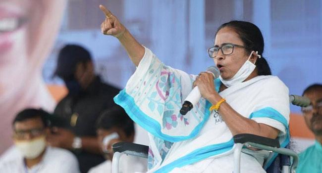 ভারতের রাজনীতিতে বিজেপির জন্য চ্যালেঞ্জ সৃষ্টি মমতার