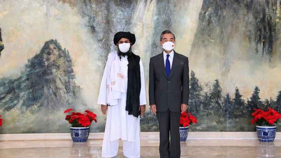 আফগানিস্তানের মাটি চীনের বিরুদ্ধে ব্যবহার করতে দেওয়া হবে না: তালেবান
