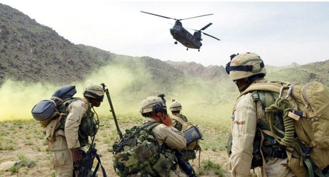 আফগানিস্তানে হাজার হাজার সৈন্য পাঠাচ্ছে যুক্তরাষ্ট্র