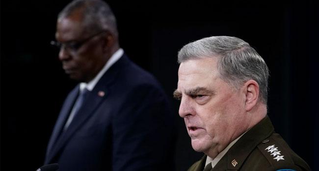 আফগানিস্তানে ব্যর্থতার কথা স্বীকার করলেন শীর্ষ মার্কিন জেনারেল