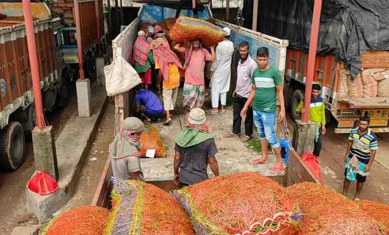 ভারত থেকে আমদানি বেড়েছে, এবার ঝাল কমবে মরিচের