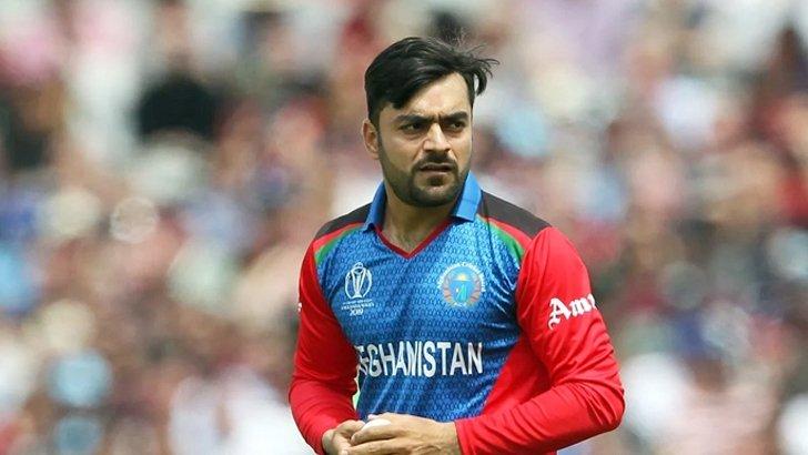 রশিদ খানের চোখে টি-টোয়েন্টির সেরা '৫' ক্রিকেটার