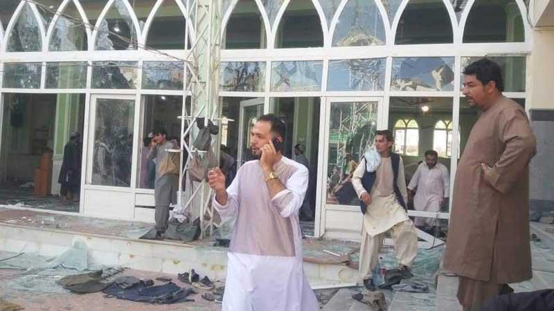 আফগানিস্তানে শিয়া মসজিদে বোমা হামলা, নিহত ৩৭