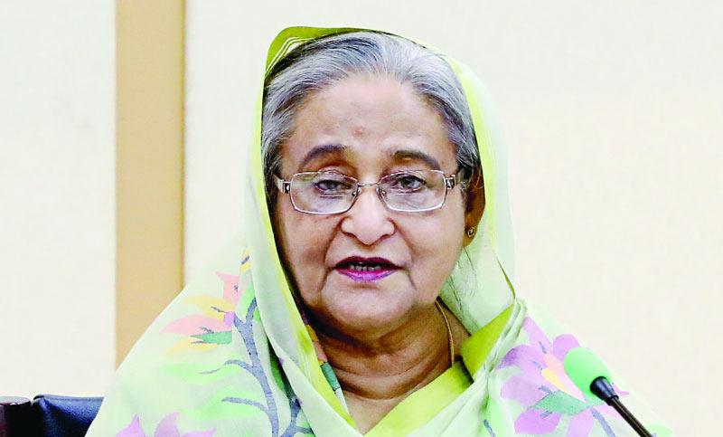 দানাদার খাদ্য উৎপাদনে স্বয়ংসম্পূর্ণ বাংলাদেশ: প্রধানমন্ত্রী